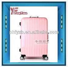 China alibaba 2014 new product New brand aluminium frame suitcase/aluminum metal suitcase/aluminum luggage trolley