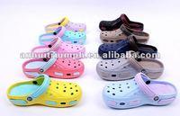 Best selling new design eva clogs 2014 style
