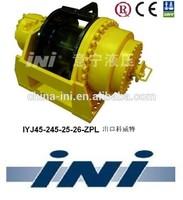 INI 50kN 5 ton hydraulic recovery winch truck winch