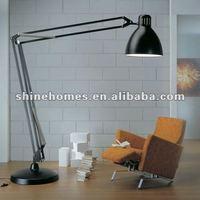 2015 Hot Sale Popular Classic Simple Creative Indoor Decorative Full Adjustable Huge Giant Floor Lamp Floor Light SH01FLMT0260