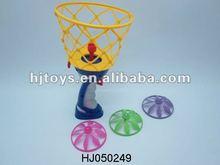 pull line flying disk