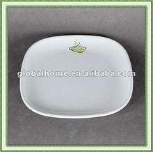 Square Melamine dinner Plates