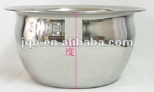 Stainless steel Oil bowl & Oil can & Mixing bowl