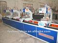 Pvc pvc pvc vinyl fenster türen maschinen automatische stahl verschraubung maschine/kunststoff pvc fenster und türen ausrüstung
