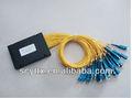 Fbt fibra óptica divisor