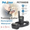 Waterproof and Rechargeable Remote Training Dog Collar with LCD Display