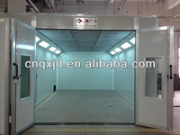 Buy 2014 New infrared car dry spray booth/car painting spray box for sale
