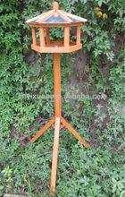 Wooden Bird Cages for Sale / Bird Standing Feeder House / Bird Breeding Cage