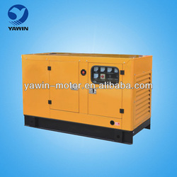 8-500KW Water cooled Silent Diesel Generator set
