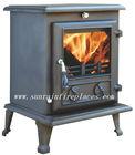 multi fuel cast iron stove/wood burning stove, fireplace(JA017)
