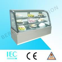 fashion cake showcase refrigerator