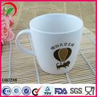 Ceramic cups and mugs