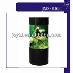 Cylindrical Acrylicl Fish Tank, Columniform Fish Tank, Acrylic Aquarium