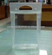 #JD-E203 EVA packaging bag for shampoo set biodegradable