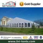 25m wide wedding event tent for wedding event and party