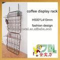 metal supermercado stand up sacos de café zipper