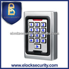Standalone Access Control with RFID and Keypad