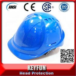 CE EN397 and ANSI Z89.1 Hard hat, Safety helmet