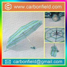 Different Color Foldable Automatic Umbrella for Sun