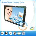 Indoor HD 1080P 19 inch in store video advertising
