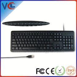 New Arrived high quality computer keyboard laptop mutifunctional keyboard
