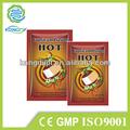 Traditionelles chinesisch kräuter-schmerz-patch ce-zertifikat fabrik tigerbalsam patches