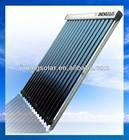 Flat Type Vacuum Tube Solar Collector