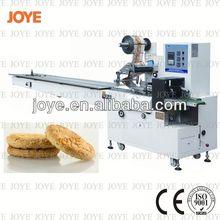 Best Quality Horizontal Sponge Cake Biscuit packing machine JY-300