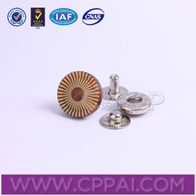 China manufacture real ox horn buttons for blouse