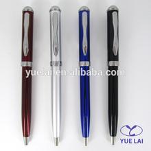 Hot sale metal twist action promotion pen