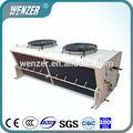 air de type fnv condenseur avec ventilateur moteur à air sortie latérale de condensation unité de condensation