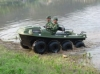 amphibious pocket atv