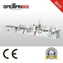 High-speed Carton Folding & Gluing Machine