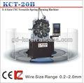 Kct-20b CNC Dongguan clipe de papel nascentes de água dá forma à que faz a máquina