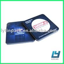 metal CD tin box