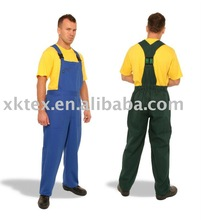 fire resistant suspender trousers