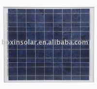2014 60W Solar Panel (Poly) For Solar Power System