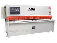 QC12Y-8*2500 Hydraulic Shearing Machine/ Metal Cutting Machine