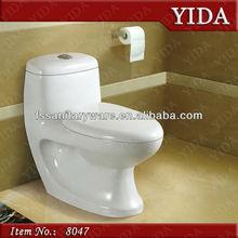 one piece toilet/washdown toilet bowl/ceramic toilet S-trap 100 200 250 300mm