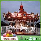 Carousel for sale! SINORIDES BRAND CAROUSEL! Amusement park rides carousel for sale