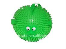 Monkey Soft Puffer Ball,Animal Puffer Ball Toys