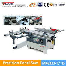 Working Length 1600mm (MJ6116T) Woodworking Panel Table Saw