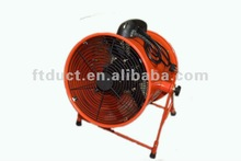 air blower in ventilation