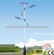 IP65 easy install CE,FC,ROHS solar 400w led street light