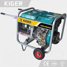 KIGER 5KW portable diesel generator