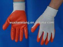 nitrile coated working gloves(manufacturer)