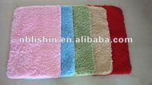 Soft Polyester Microfiber Bath Mat