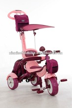 2015 New Fashion Luxury Tricycle for Children, Kid's Deluxe Trikes