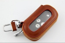 Best gifts Cover Remote leather car key case