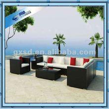 Alloy Frame PE Rattan American Furniture